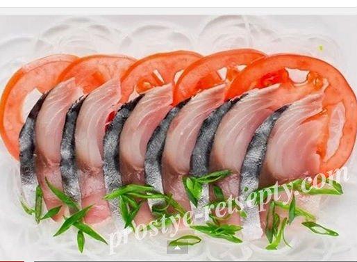 рыба на праздник