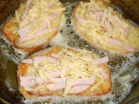 сыр и колбаса
