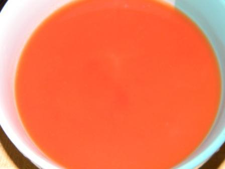 развести томат водой