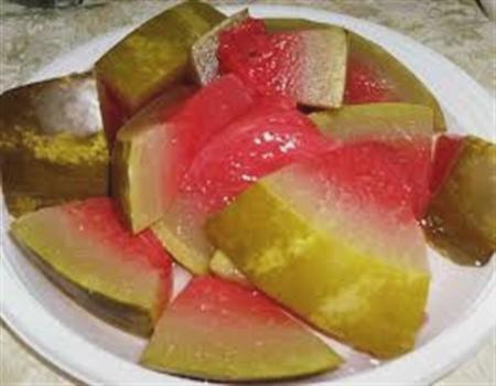 консервированные арбузы