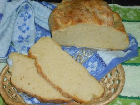 как печь домашний хлеб