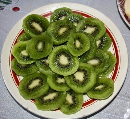 киви фрукт польа