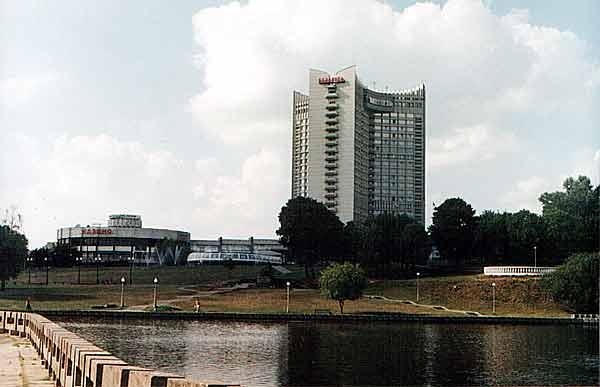 гостиница беларусь в минске