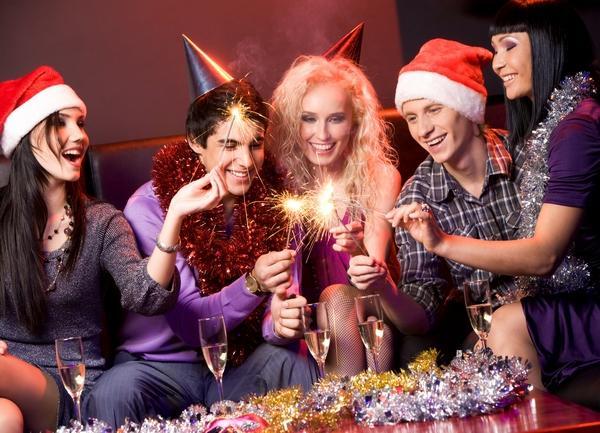 конкурсы и развлечения на новый год