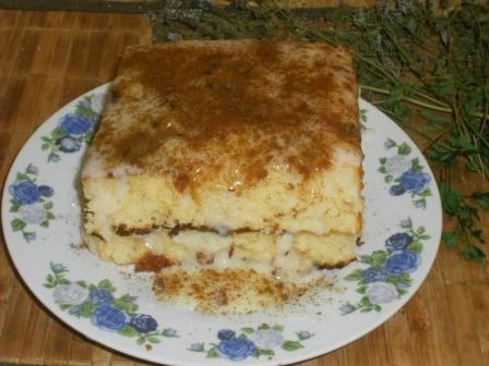 простой торт рецепт