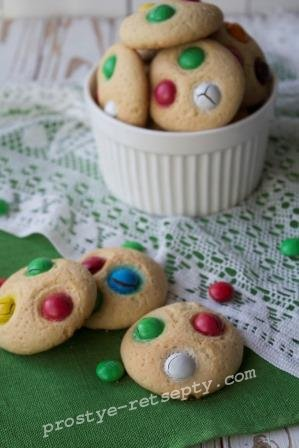 песочное домашнее печенье