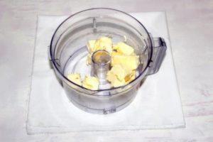нарезать масло