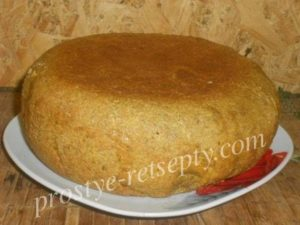 хлеб в домашних условиях