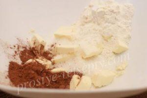 масло мука какао