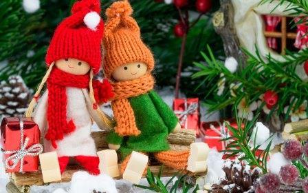 подарки детям на новый год 2018
