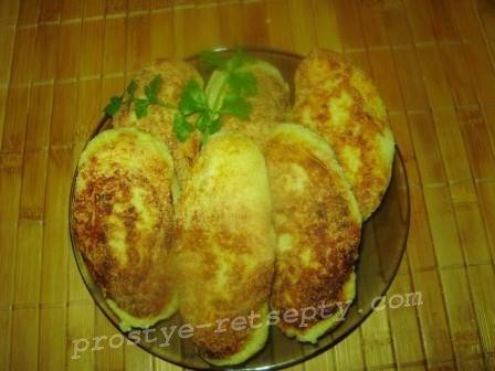 зразы из картошки