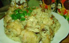 горячие блюда на праздник